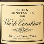 克莱坦亚康斯坦天然甜白葡萄酒(Klein Constantia Vin de Constance Natural Sweet Wine,...)
