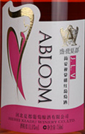 盛世夏都简爱视觉桃红葡萄酒(Shengshi Xiadu Jian Ai Shi Jue,Changli,China)