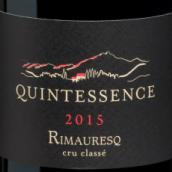摩尔河酒庄典藏系列干红葡萄酒(Domaine de Rimauresq Quintessence Rouge,Cotes de Provence,...)