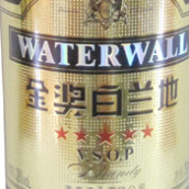 华夏海岸五星金奖白兰地(Huaxia Haian Winery Five-Star Gold Award Brandy,Yantai,China)