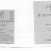 Rudi Pichler Riesling Federspiel,Wachau,Austria