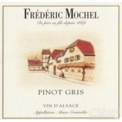 弗雷德里克酒庄灰皮诺白葡萄酒(Domaine Frederic Mochel Pinot Gris,Alsace,France)