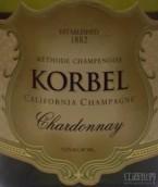 科贝尔加利福尼亚香槟霞多丽起泡酒(Korbel California Champagne Chardonnay,USA)