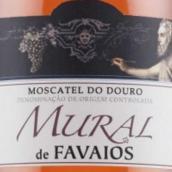 波尔图莫拉费沃斯麝香桃红葡萄酒(Quinta do Portal Mural de Favaios Moscatel,Douro,Portugal)
