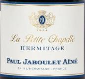 嘉伯乐小教堂园红葡萄酒(Paul Jaboulet Aine La Petite Chapelle, Hermitage, France)