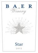 贝尔酒庄繁星干红葡萄酒(Baer Winery Star,Columbia Valley,USA)