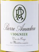 阿玛迪维欧尼干白葡萄酒(Pierre Amadieu Viognier, Mediterranee, France)