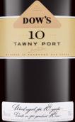 天瑞酒庄道氏10年茶色波特酒(Tyrrell's Wines Dow's 10 Years Old Tawny Port, Douro Valley, Portugal)