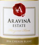 阿拉维纳白诗南半干白葡萄酒(Aravina Estate Chenin Blanc,Margaret River,Australia)
