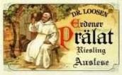 露森艾登纳教士园金瓶封雷司令精选白葡萄酒(Dr. Loosen Erdener Pralat Riesling Auslese Goldkapsel, Mosel, Germany)