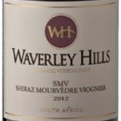 威弗利山西拉-慕合怀特-维欧尼混酿干红葡萄酒(Waverley Hills Shiraz Mourvedre Viognier,Tulbagh,South ...)