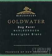 金水止动点长相思干白葡萄酒(Goldwater Dog Point Sauvignon Blanc,Marlborough,New Zealand)