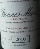 劳伦鲁米耶(波内玛尔特级园)干红葡萄酒(Laurent Roumier Bonnes-Mares Grand Cru, Cote de Nuits, France)