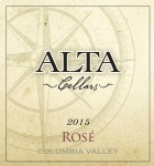 阿尔塔桃红葡萄酒(Alta Cellars Winery Rose,Columbia Valley,USA)