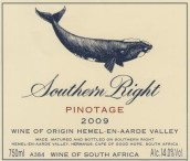 Southern Right Pinotage,Hemel-en-Aarde,South Africa