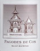 爱士图尔庄园宝塔红葡萄酒(Pagodes de Cos,Saint-Estephe,France)