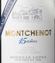 洛佩斯酒庄蒙切诺特级珍藏15年混酿红葡萄酒(Bodegas Lopez Montchenot Grand Reserve 15 Anos, Mendoza, Argentina)