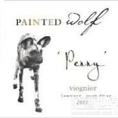 潘沃夫佩妮维欧尼干白葡萄酒(Painted Wolf Penny Viognier,Swartland,South Africa)