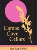 百合湾葡萄酒古诺瓦兹-霞多丽-味而多混酿桃红葡萄酒(Camas Cove Cellars Counoise-Chardonnay-Petit Verdot, Washington, USA)