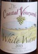 滨海酒庄白色海浪干白葡萄酒(Coastal Vineyards White Wave,Massachusetts,USA)