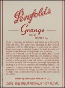 奔富葛兰许干红葡萄酒(Penfolds Grange,South Australia,Australia)