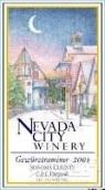 内华达 C & L庄园琼瑶浆干白葡萄酒(Nevada City Winery C & L Vineyards Gewurztraminer, Sonoma County, USA)