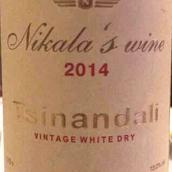 尼卡拉干白葡萄酒(Nikala's White Dry Wine,Tsinandali,Georgia)