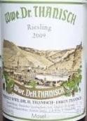 泰尼施雷司令干白葡萄酒(Wwe Dr.H.Thanisch Riesling QbA,Mosel,Germany)