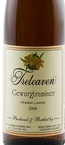 特莱文琼瑶浆干白葡萄酒(King Ferry Winery Treleaven Gewurztraminer,Cayuga Lake,USA)