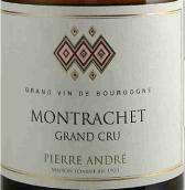 安帝世家(蒙哈榭特级园)白葡萄酒(Pierre Andre Montrachet Grand Cru,Cote de Beaune,France)