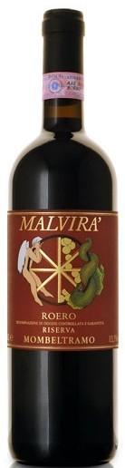 马尔维纳罗埃罗珍藏干红葡萄酒(Malvira Roero Riserva,Mombeltramo,Italy)