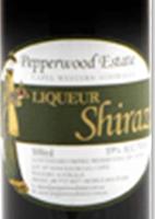 椒木酒庄西拉利口酒(Pepperwood Estate Liqueur Shiraz,Geographe,Australia)