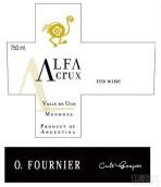 欧佛尼埃尔法克鲁克斯混酿干红葡萄酒(O. Fournier Alfa Crux Blend, Uco Valley, Argentina)