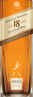尊尼获加18年苏格兰调和威士忌(Johnnie Walker Aged 18 Years Blended Scotch Whisky,Scotland,...)