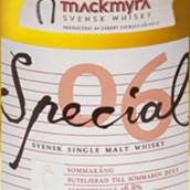麦克米拉特别系列06号瑞典单一麦芽威士忌(Mackmyra Special 06 Svensk Single Malt Whisky,Sweden)
