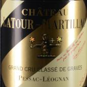 拉图玛蒂亚克古堡红葡萄酒(Chateau Latour-Martillac,Pessac-Leognan,France)
