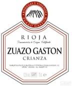 Zuazo Gaston Rioja Crianza, Rioja DOCa, Spain