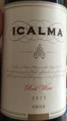 伊卡玛酒庄混酿干红葡萄酒(Icalma Red Blend,Central Valley,Chile)
