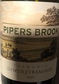 笛手溪酒庄琼瑶浆干白葡萄酒(Pipers Brook Vineyard Gewurztraminer, Tasmania, Australia)