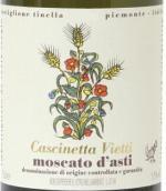 维埃蒂卡斯内塔莫斯卡托阿斯蒂起泡酒(Vietti Cascinetta Moscato d'Asti DOCG, Piedmont, Italy)