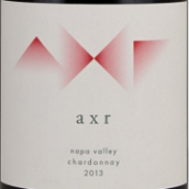 AXR酒庄霞多丽干白葡萄酒(AXR Winery Chardonnay, Napa Valley, USA)