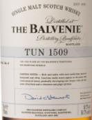 百富1509号桶第4批次苏格兰单一麦芽威士忌(The Balvenie Tun 1509 Batch No.4 Single Malt Scotch Whisky, Speyside, UK)