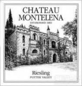 蒙特莱那雷司令干白葡萄酒(Chateau Montelena Riesling, Potter Valley, USA)
