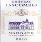 力士金庄园红葡萄酒(Chateau Lascombes, Margaux, France)