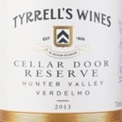 天瑞特供珍藏华帝露干白葡萄酒(Tyrrell's Wines Cellar Door Reserve Verdelho,Hunter Valley,...)