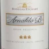 艾查德顶级珍藏阿尔那多B干红葡萄酒(Bodegas Etchart Gran Reserva Arnaldo B,Cafayate,Argentina)