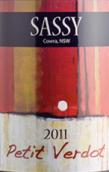 萨西味而多干红葡萄酒(Sassy Petit Verdot,Orange,Australia)