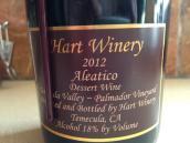 哈特帕洛玛阿利蒂克红葡萄酒(Hart Palmador Vineyard Aleatico,Temecula Valley,USA)