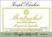 约瑟夫杜鲁安拉格维奇(蒙哈榭特级园)干白葡萄酒(Joseph Drouhin Marquis de Laguiche Montrachet Grand Cru,Cote...)