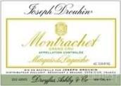 约瑟夫杜鲁安拉格维奇(蒙哈榭特级园)干白葡萄酒(Joseph Drouhin Marquis de Laguiche Montrachet Grand Cru, Cote de Beaune, France)